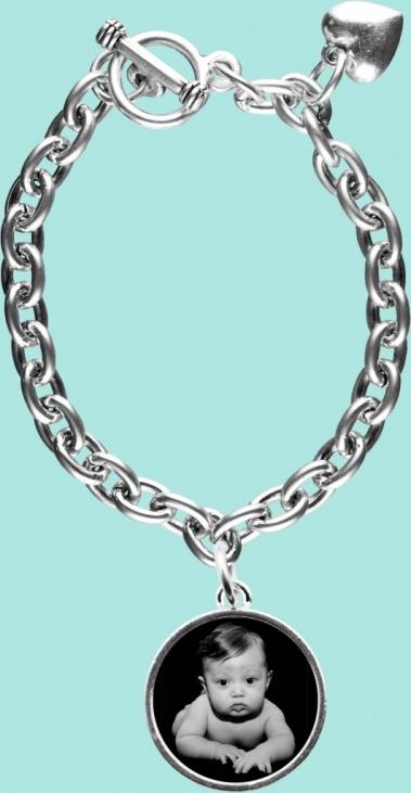 Megan charm bracelet