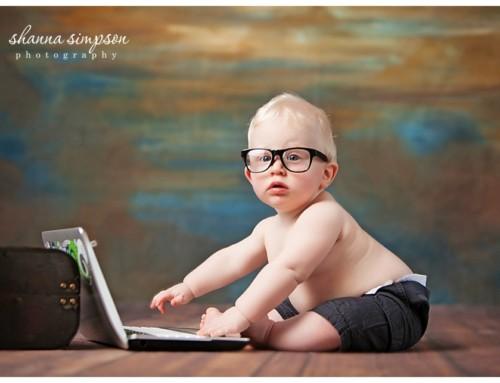 Eli 9 month session…. Louisville Baby Photographer Shanna Simpson