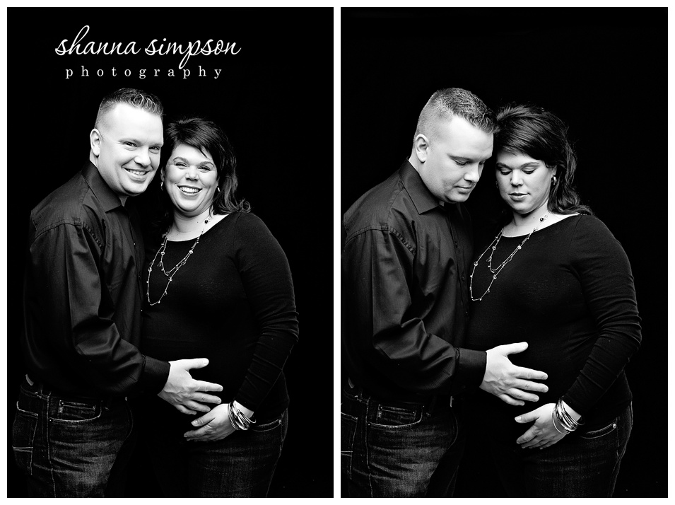 Katie and Scott | Louisville Maternity Session