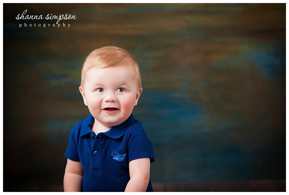 Lucas 7 Months…. Shanna Simpson Louisville Baby Photographer