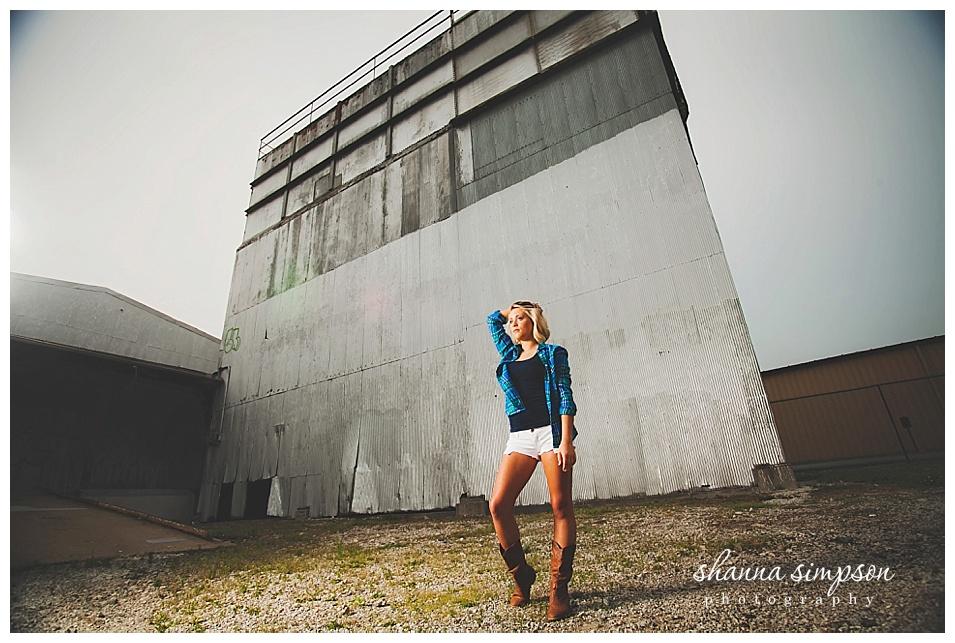Louisville High School Senior Photographer Shanna Simpson