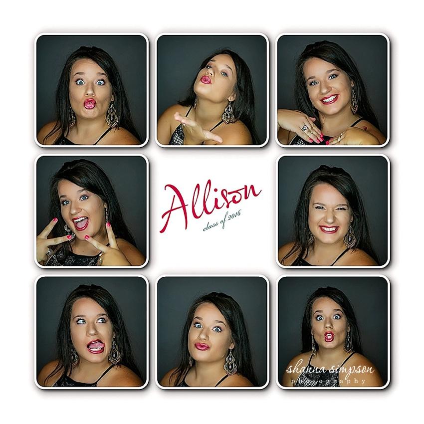 Allison 2016 Butler High Senior
