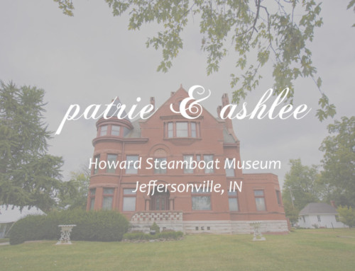 Patrie and Ashlee Howard Steamboat Museum Wedding