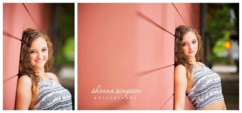 Louisville Senior Photographer