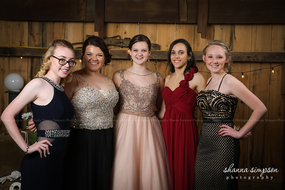 shanna simpson louisville senior prom photography