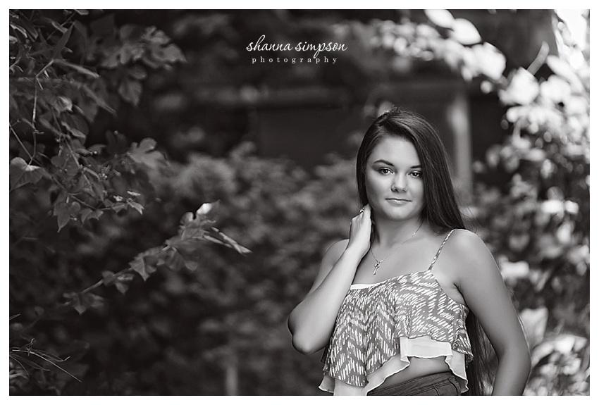 Jessica | Class of 2017 Fern Creek | Louisville Senior Photographer