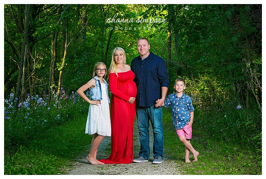 Jacci Maternity Photographs