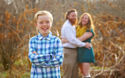 The Guy Family 2020 Fall Pictures